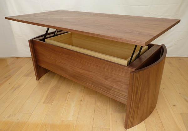 Elegant Lifting Coffee Table